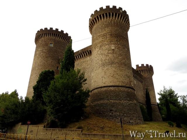 Крепость Пия (Rocca Pia)