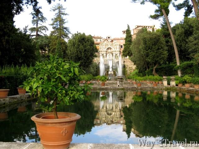 Вилла Д'Эсте (Villa d'Este)