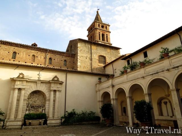 Церковь Санта-Мария Маджоре (Chiesa di S. Maria Maggiore)